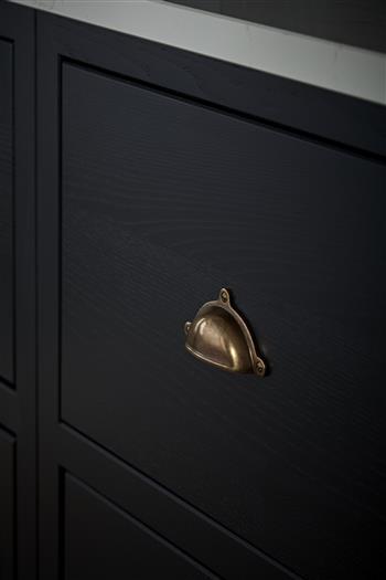 Designer kitchen hardware