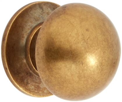 Traditional kitchen door knob