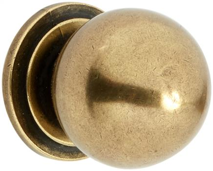 English bronze traditional kitchen knob