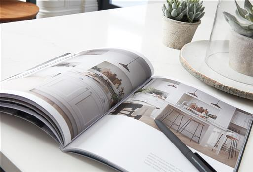 Request our designer kitchens brochure